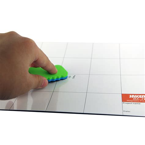 Magnetic Assemble Disassemble Tools Office Desk Drawing Drafting Table Mat