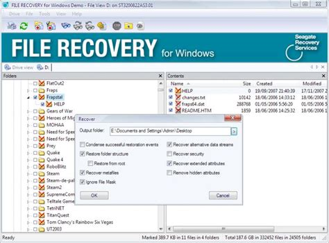data recovery full version exe seagate file recovery download in one click virus free