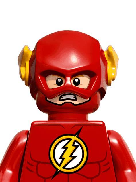 The flash characters lego 174 dc comics super heroes
