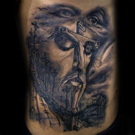 jesus tattoo illusion pin jesus cross optical illusion on pinterest