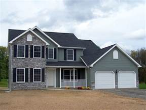 2 story homes central pa and southern new york two story home plan