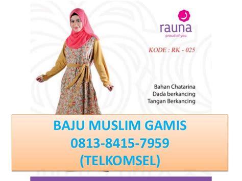 Gamis Anak Zahzel busana muslim gamis wanita terbaru 0813 8415 7959 telkomsel