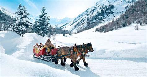 wisata salju eropa