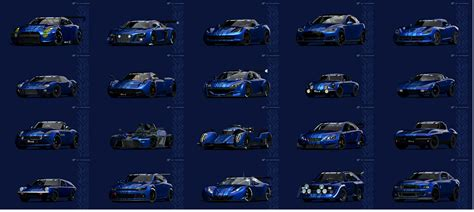 Software Ps3 Gran Turismo 6 15th Anniversary Edition Terlaris all 20 gran turismo 6 15th anniversary cars by supersonic4 fur affinity dot net