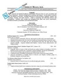 Ob Gyn Assistant Cover Letter by Best Letter Sles Physician Resume