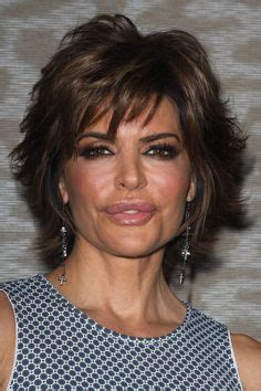 lisa rinna changes her do for first time in 20 years lisa rinna changes her do for first time in 20 years