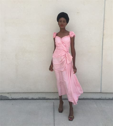 How To Dress Like A Modern Day Bombshell by Fashion Bombshell Of The Day Berlange From Haiti