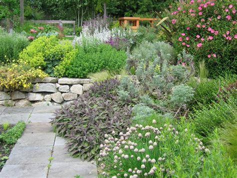 many different herb garden design options margarite gardens