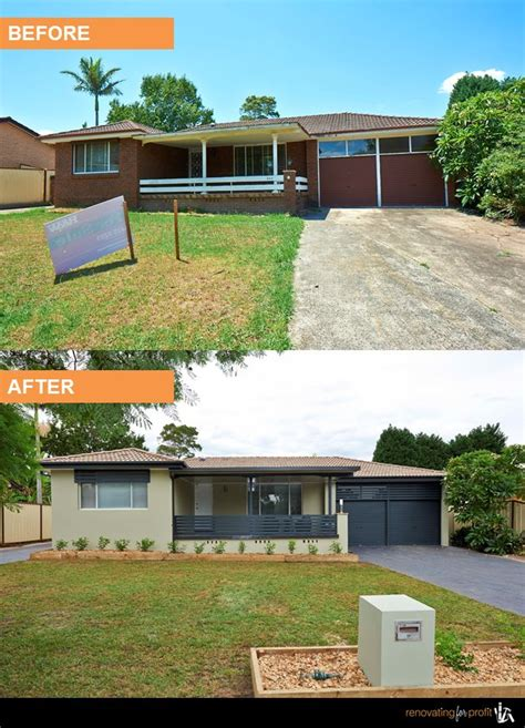 house facade renovation before and after 1000 images about renovation before after photos ruse sydney on pinterest to