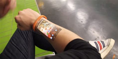 New Technology Could Turn Your Skin Into A Touch Screen | new technology could turn your skin into a touch screen