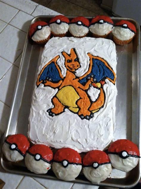 charizard cake pokemon baking pokemon birthday cake cake pokemon birthday
