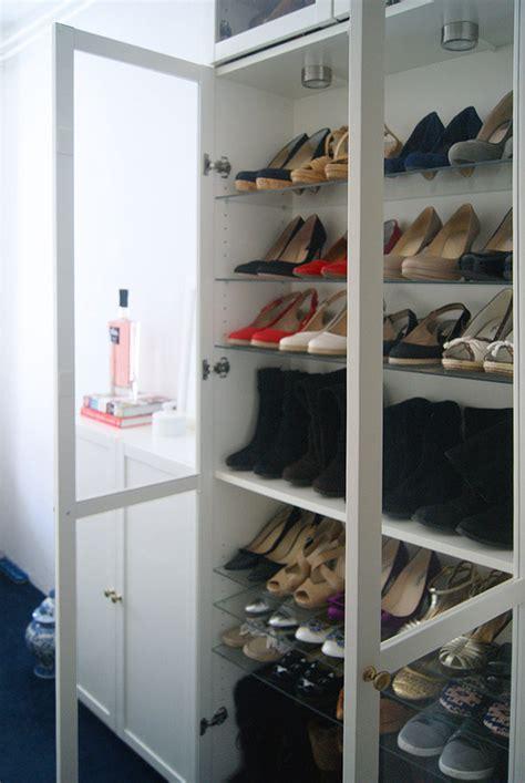 ikea sneaker shelves ikea billy shoe closet interior designs