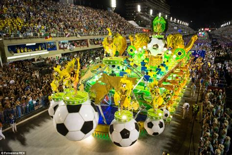 brazil brushes aside world cup fears to celebrate rio