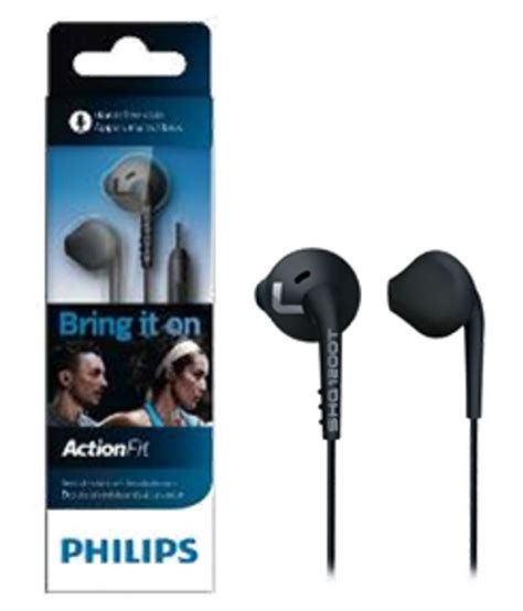 best earphones without buds philips shq1200tbk 00 ear buds wired earphones without mic