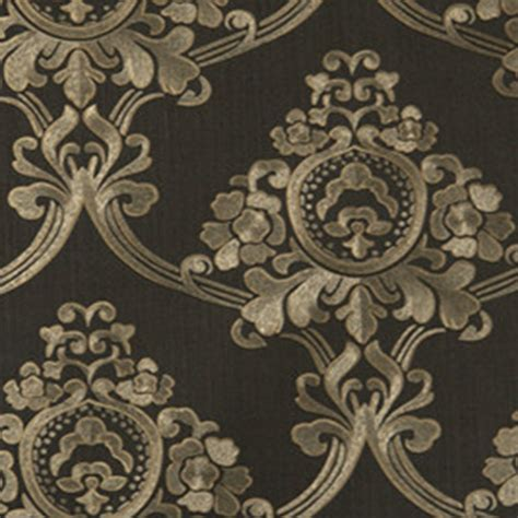 black and white embossed wallpaper lf 77709 vintage black white damask textured embossed