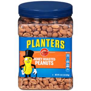 upc 029000073296 planters roasted honey peanuts 34