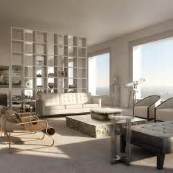 living room manhattan what it s like to live in a 95 million penthouse 1 396 above new york city bored panda