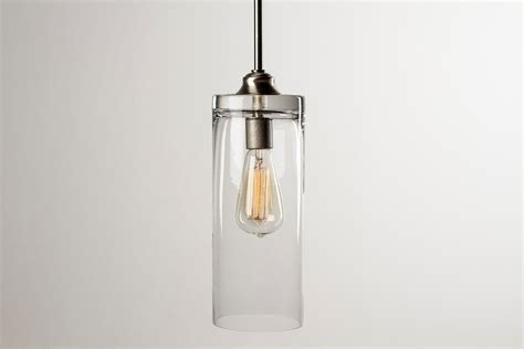 Pendant Lighting Edison Bulb Pendant Light Fixture Edison Bulb Cylinder By Dancordero On Etsy