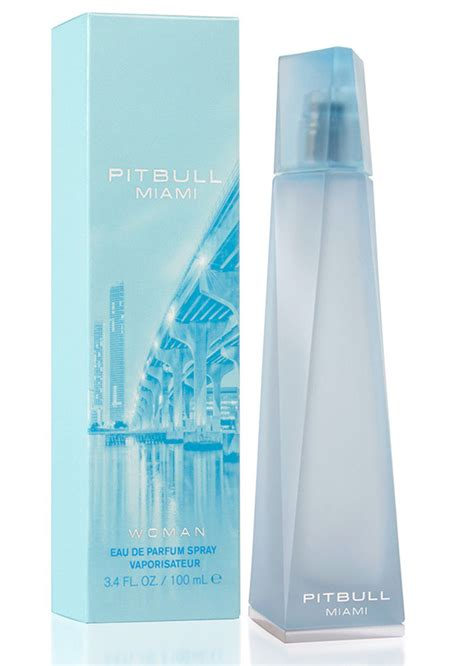 pitbull miami new fragrances