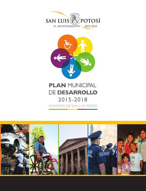 Dif 2018 Programm Plan Municipal De Desarrollo 2015 2018 Municipio De San