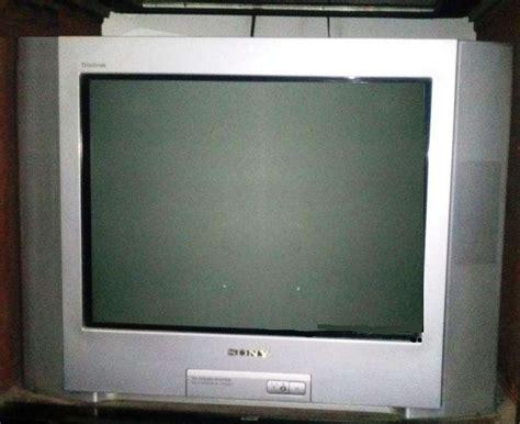 Tv Flat 21 Inch Sony sony fd trinitron wega kv ar21m83 reviews price