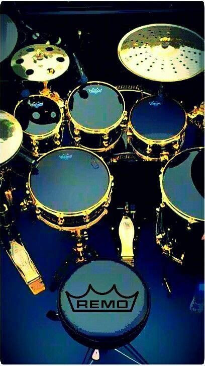 wallpaper drums
