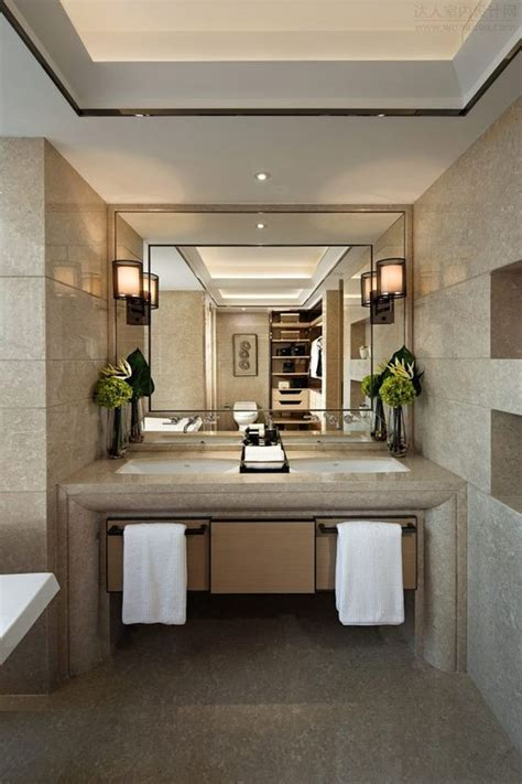 ideas  decorar la zona del tocador en tu bano