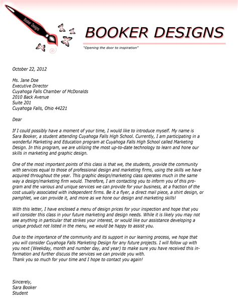Inquiry Letter For Marketing 28 Business Letters Marketing Marketing Letter Template 38 Free Word Excel Pdf Business