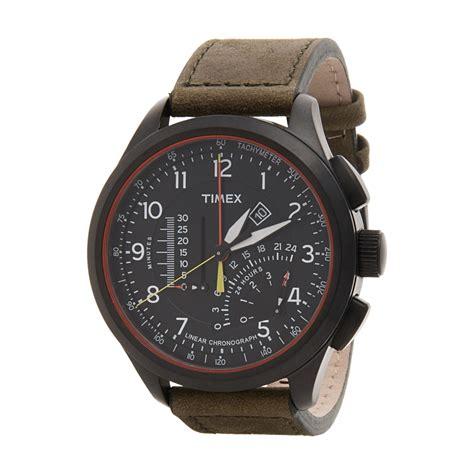 timex quartz timex intelligent quartz linear chronograph tachymeter