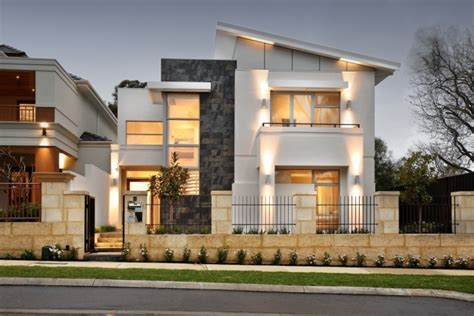 contemporary house design ideas modern iron fence designs with stunning architectural