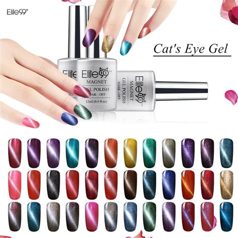 nägel magnet aliexpress buy elite99 nail gel cat s eye with a