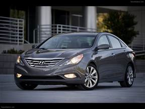 Hyundai Sontat Hyundai Sonata 2012 Car Wallpaper 21 Of 50