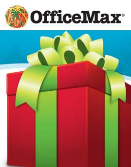 Officemax Gift Card Sale - officemax black friday ad 2012 addictedtosaving com