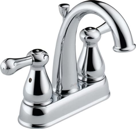 Buy Delta Faucets by Delta Faucet 2575lf Mpu Leland Two Handle Centerset