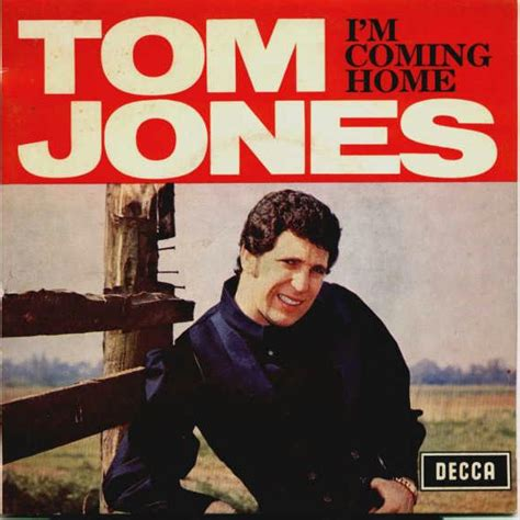 i m coming home backing track tom jones