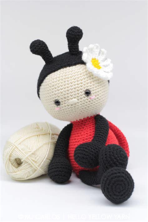 amigurumi ladybug pattern jadybug the ladybug amigurumi pattern amigurumipatterns net