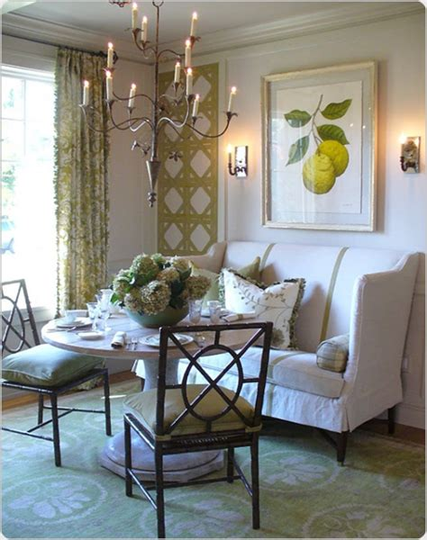 settee for dining room developing designs blog by laura jens sisino settees at