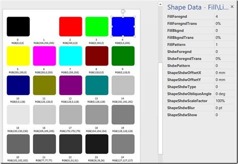 vba interior color excel 2010 vba color index list excel color palette and
