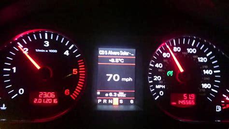 Audi A6 3 0 Tdi Fuel Consumption by Audi A6 C6 3 0 Tdi Spalanie Po Wymianie Wtrysk 243 W Fuel