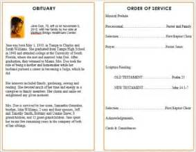 order of service funeral template the funeral memorial program how to choose funeral