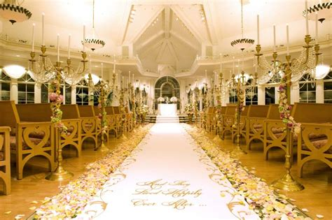 Disney?s Wedding Pavilion Marks Crystal Celebration « Disney Parks Blog