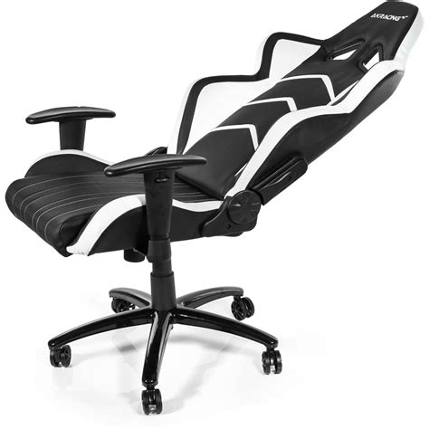 My Factory Chaise by Akracing Player Gaming Chair Schwarz Wei 223 Gaming Seats
