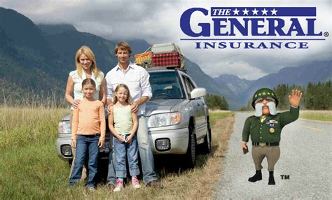 The General Car Insurance   Free quotes & information
