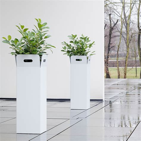 white outdoor planters modern white outdoor planters custom wooden outdoor
