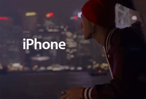iphone commercial song apple posts new every day iphone ad