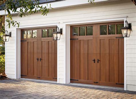 clopay canyon ridge limited edition    garage doors