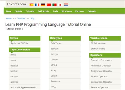 php tutorial experienced programmers learn php coding the easy way schizigar