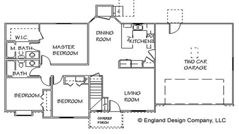Simple House Floor Plans by Simple Affordable House Plans Simple Country House Floor