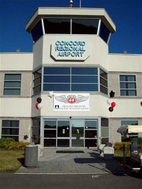 concord regional airport fastest gateway  charlotte