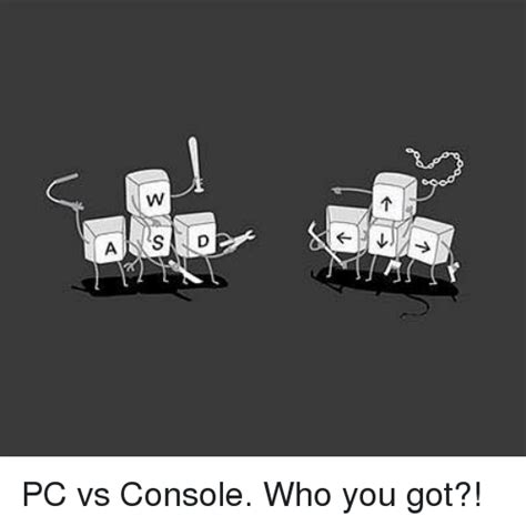 pc and console 25 best memes about pc vs console pc vs console memes